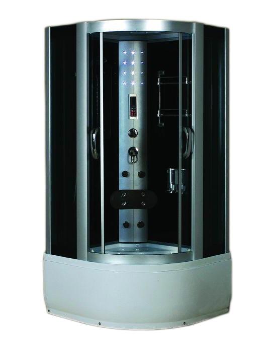 100 x 100 hydromasážna sprchová kabína MO-09911C
