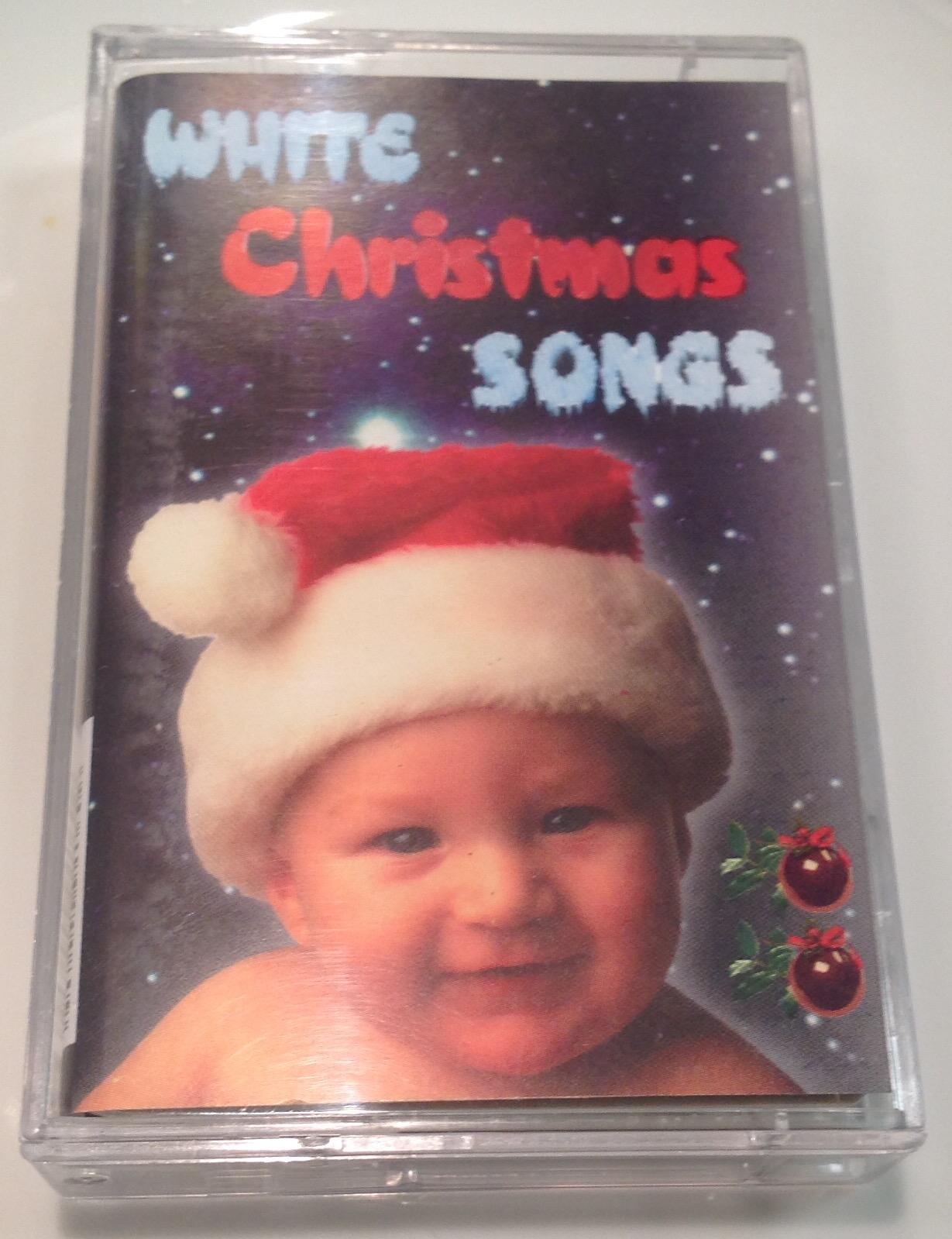 КОЛЯДКИ - WHITE CHRISTMAS SONGS /КАССЕТА/АУДИО доставка товаров из Польши и Allegro на русском