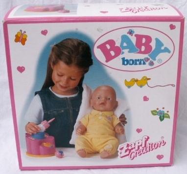 BABY BORN BOTTLE WARMER ZAPF CREATION NOVINKA