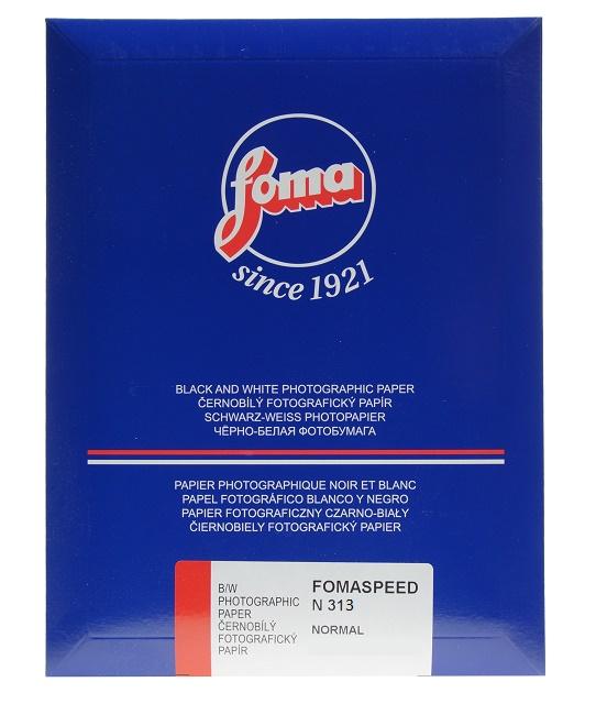 Fomaspeed N318 24x30 cm / 10 Papier Halmat / Velvet