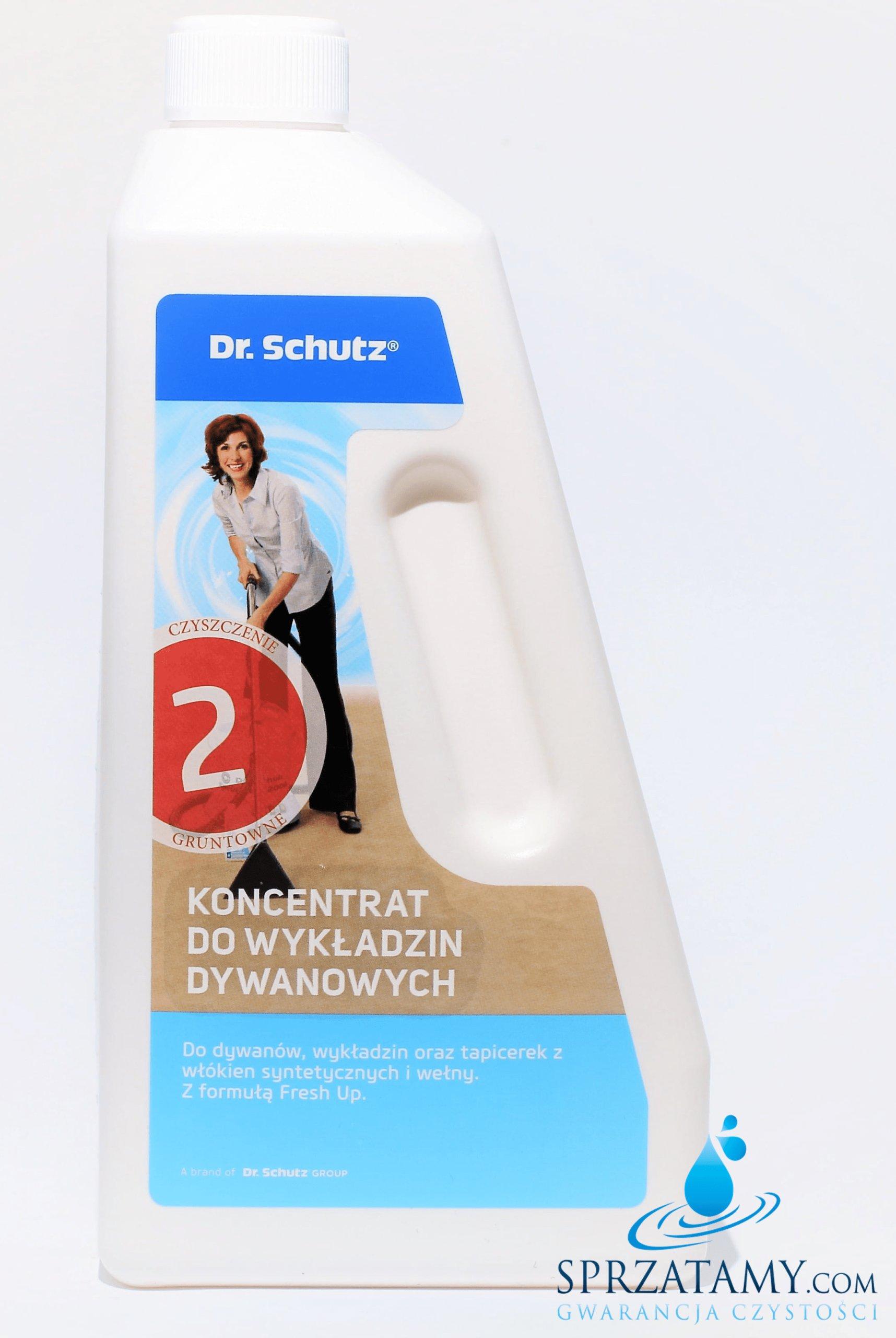 Sústrediť sa na koberce a koberčeky-Dr. Schutz