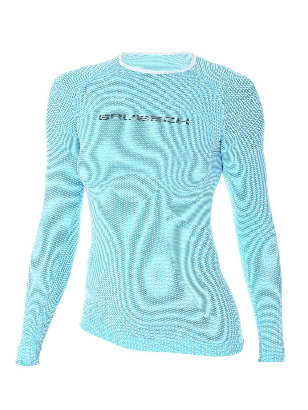 M - Brubeck PRO dámske Spustiť t-shirt pre BEH