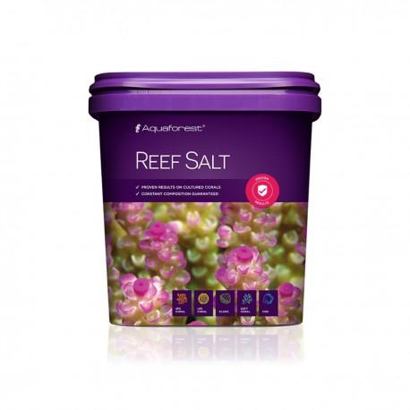 Morská soľ Aquaforest Útes Soľ 22 kg
