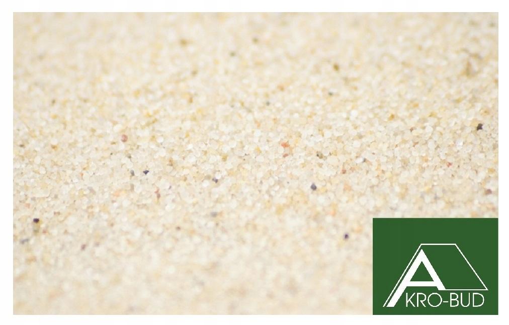 Quartz Sand 25 kg Atest PZH 0,1 ~ 0,5 mm