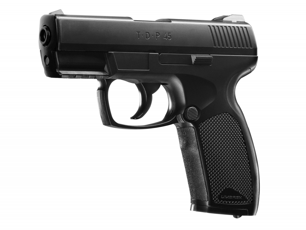 Pištoľ UMAREX TDP 45 4.5 mm +Co2+BBs +Ráfiky