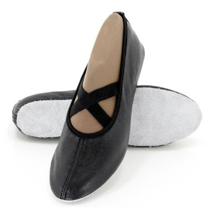 Item BALLET SHOES FOR CHILDREN FOR DANCING AT RYTMIKĘ 30 BLACK