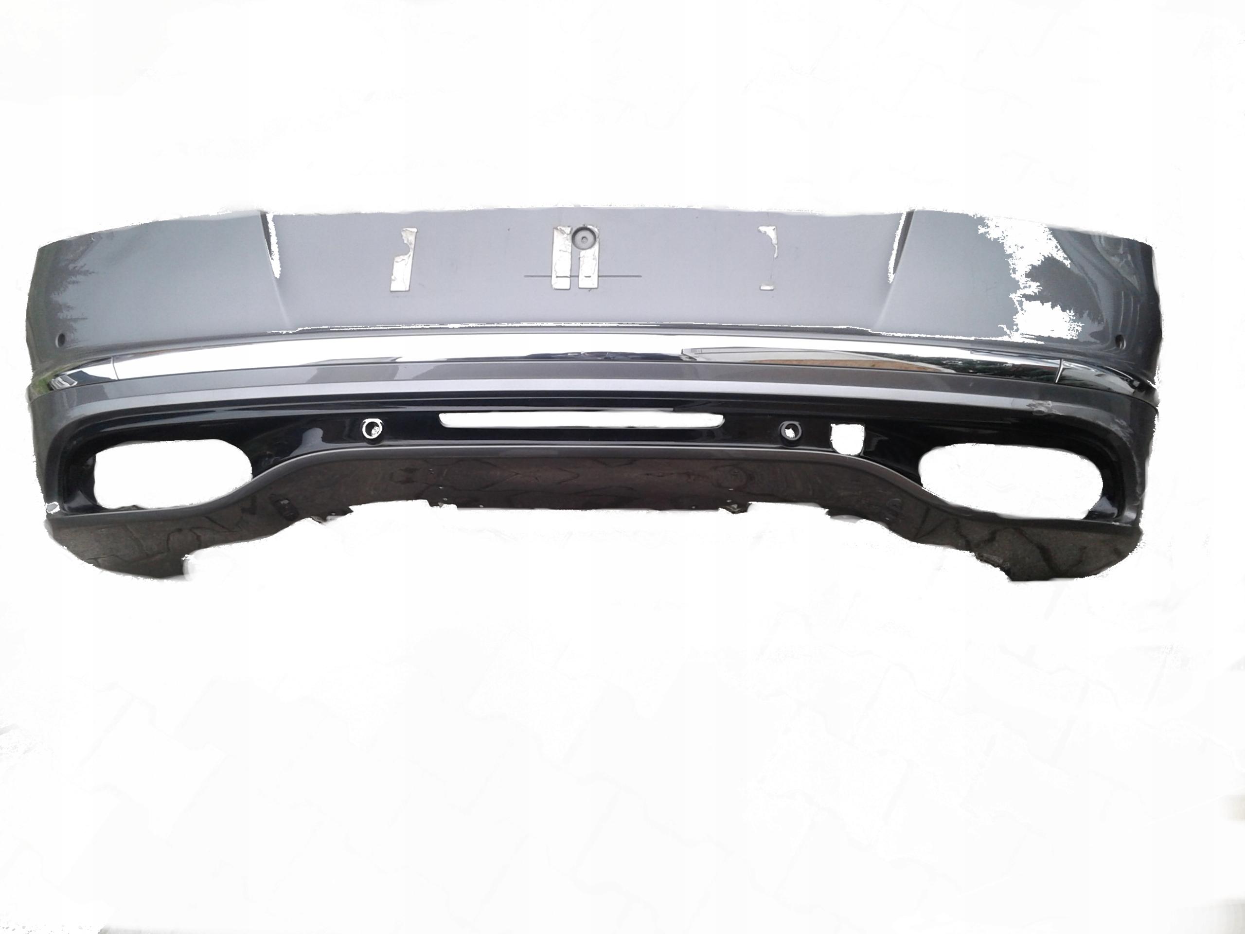 bentley continental gt 15-18 бампер задняя панель сзади