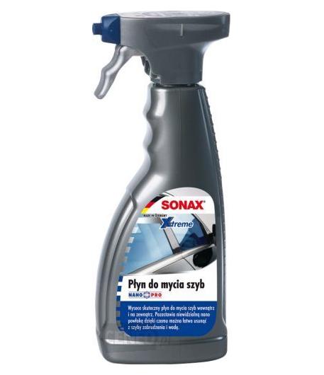 SONAX XTREME Жидкость для мытья стекол NanoPro ANTYPARA