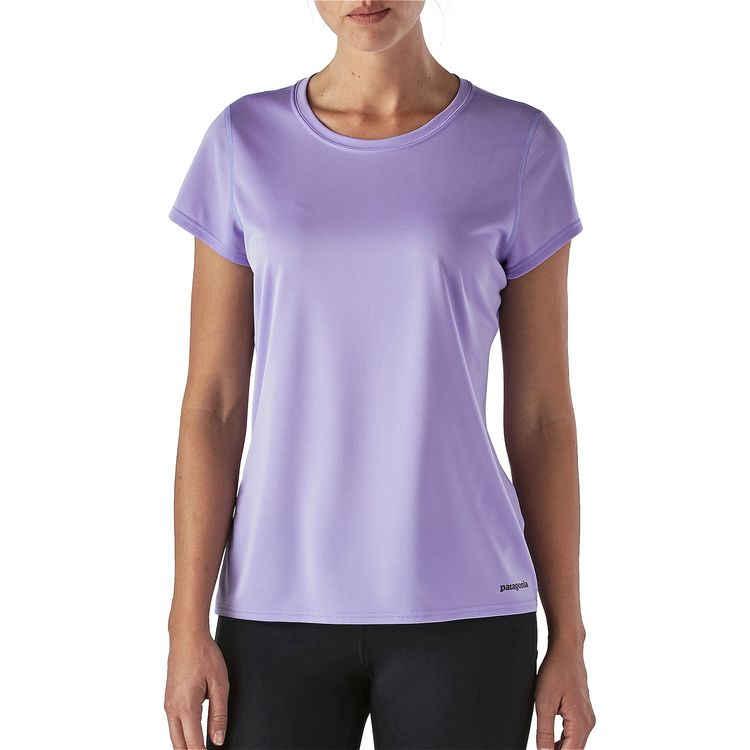T-shirt dámske Patagonia Popredia XS Runner