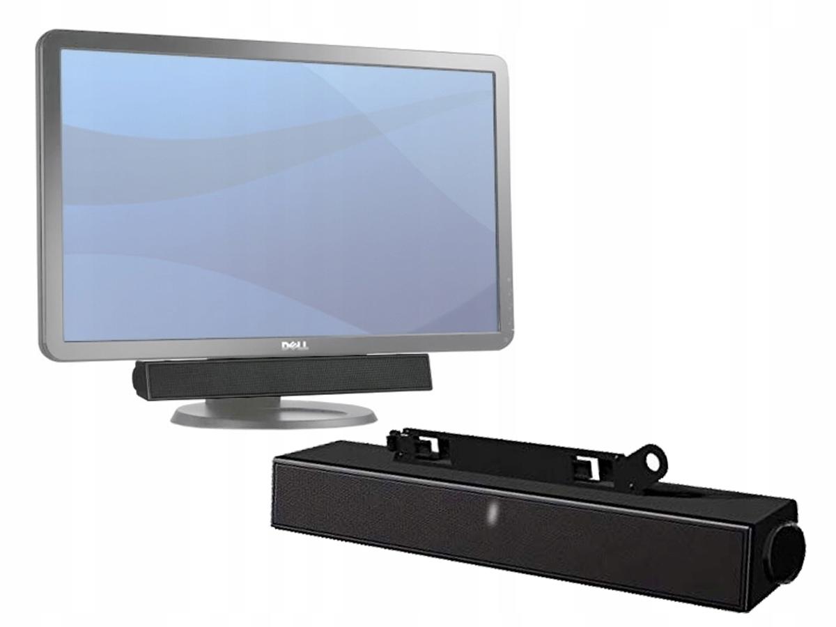 Nové reproduktory Dell AX510 Soundbar Reproduktor Audio