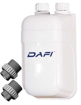 Проточный водонагреватель Воды DAFI с nyplami 3 ,7kW