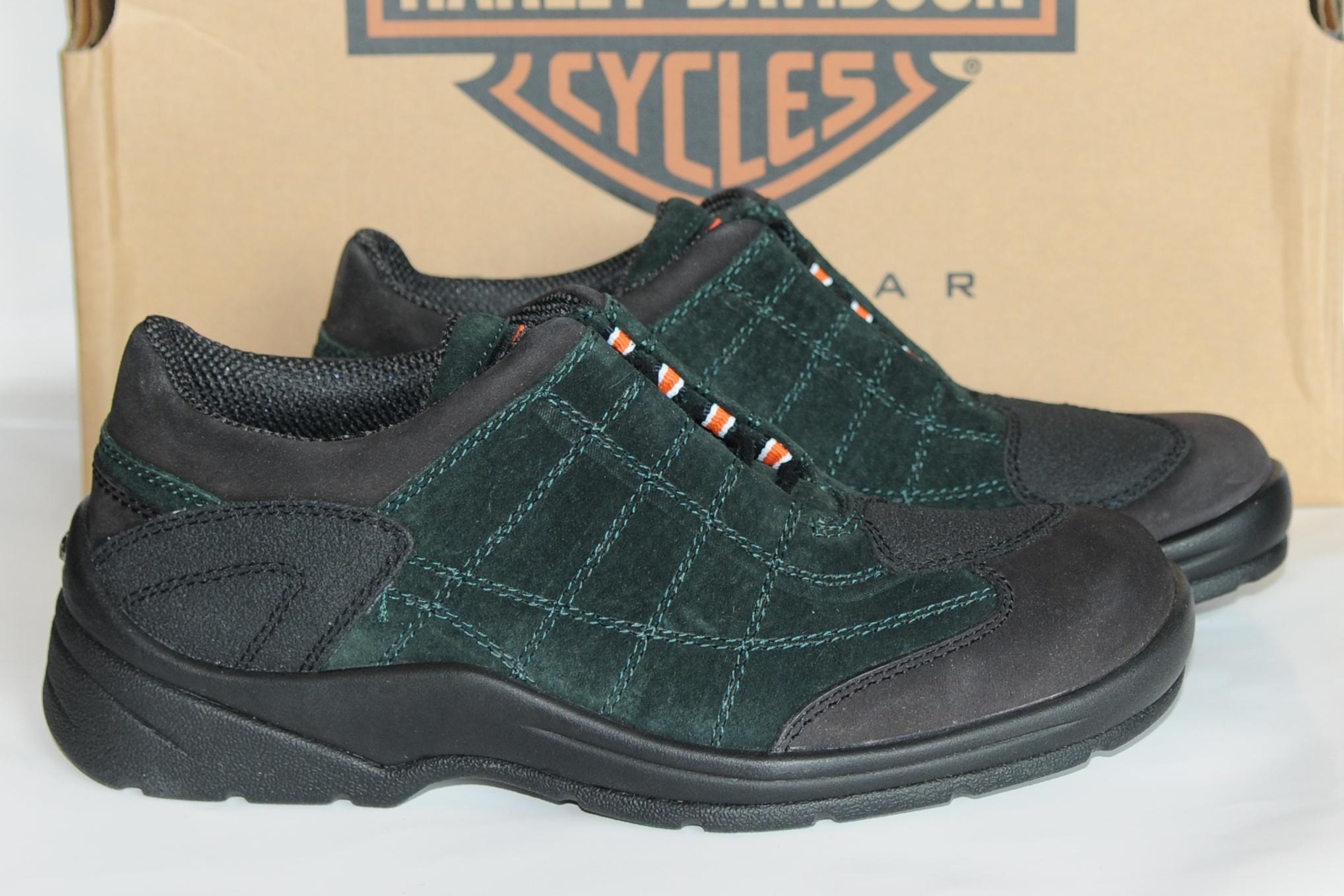 Обувь HARLEY DAVIDSON кожа -несколько ЦВЕТОВ -размер 38