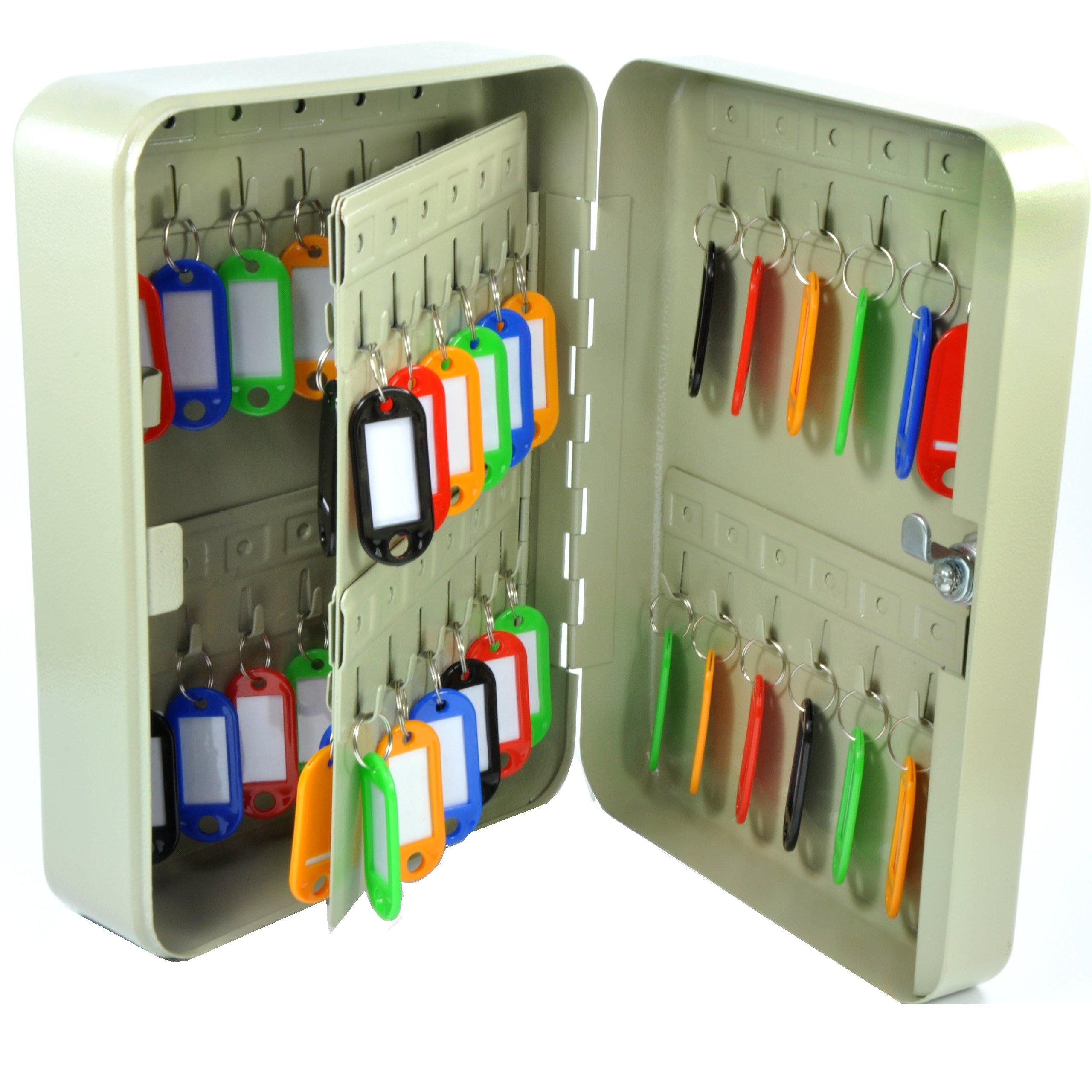 ящик шкаф на ключи 48 шт кассета шкатулка