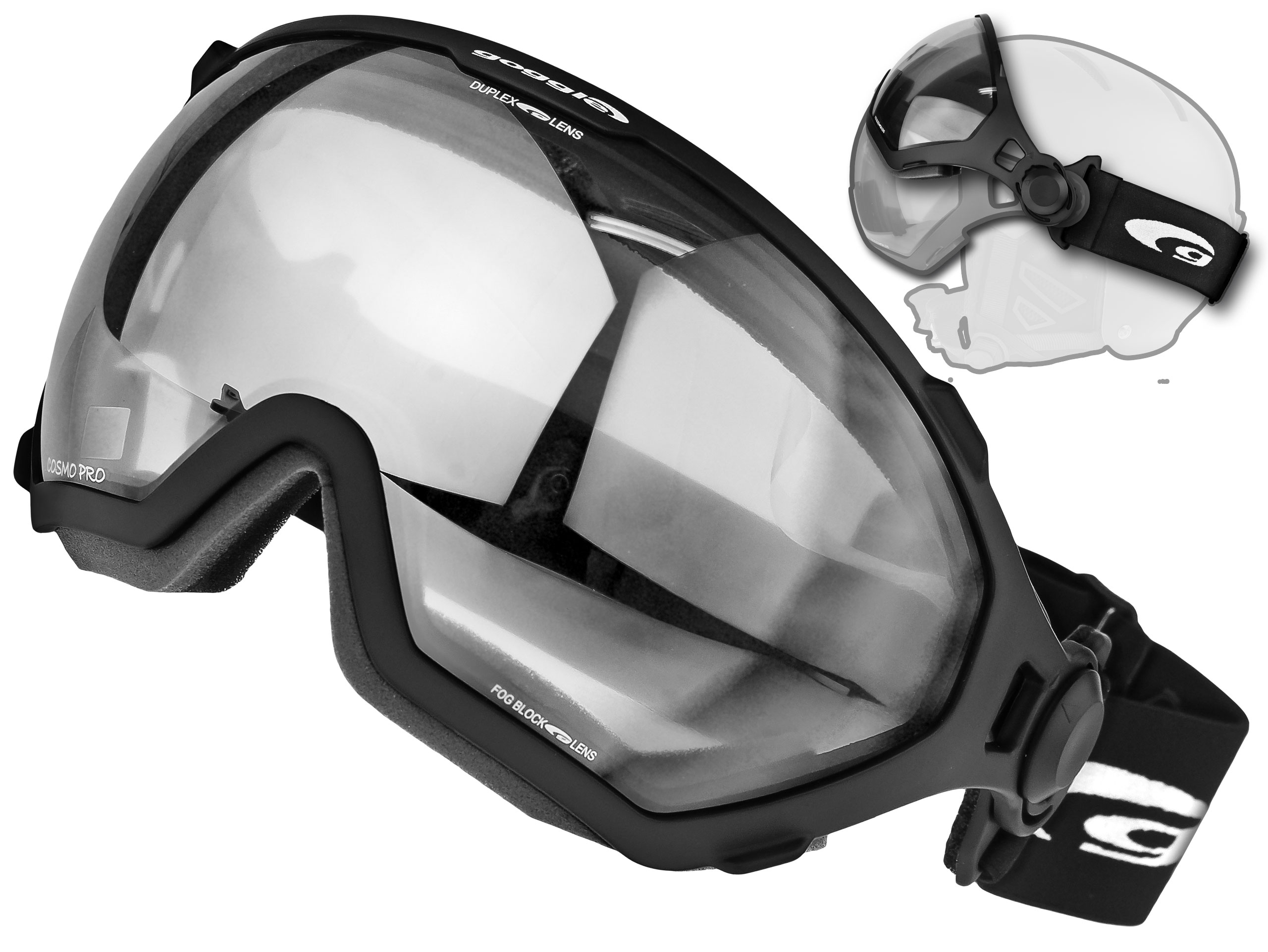 GOGGLE H896-1 COSMO CONTROLER RYBY