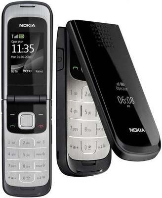 Nokia 2720 БЕЗ РАЗБЛОКИРОВКИ ГАРАНТИЯ 3-считыватель ЦВЕТА