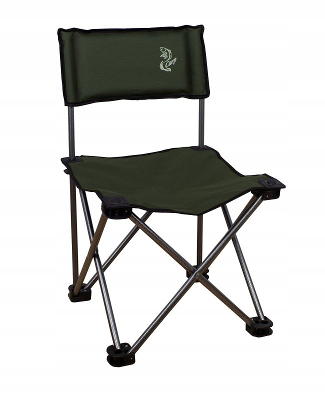 Rybárska stolička Carp Silná až 130 kg