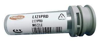 распылитель наконечник инъекции delphi l121prd ford 1 8