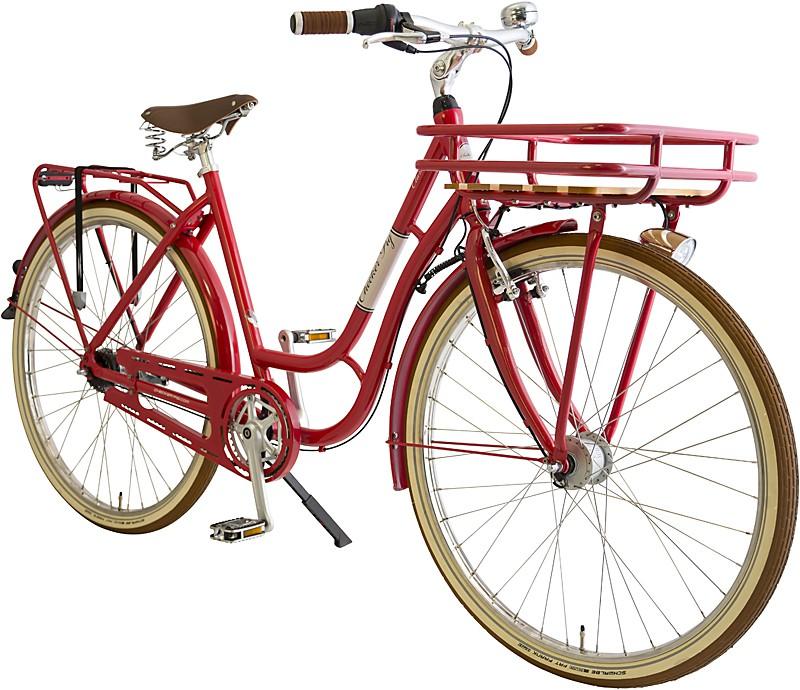 "Retro turistický bicykel CHECKER PIG ""Clara"