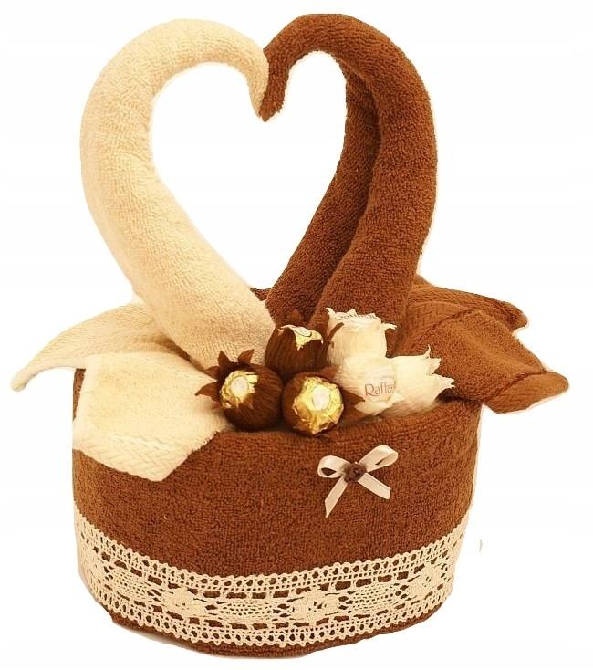 Koláč z hrubé Uteráky - Labute vintage Ferrero