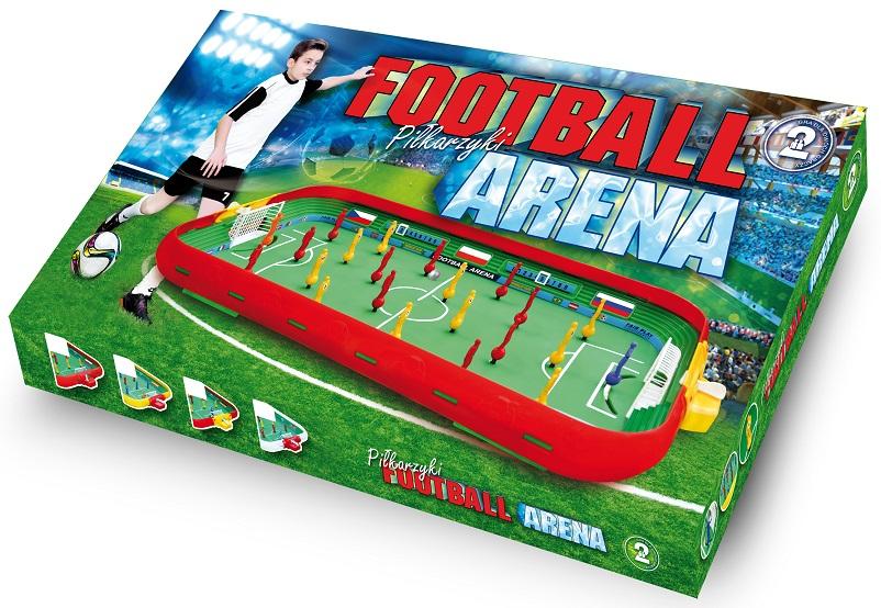 Polska Solidna _ Hra tabuľky Futbal na Springs 5456