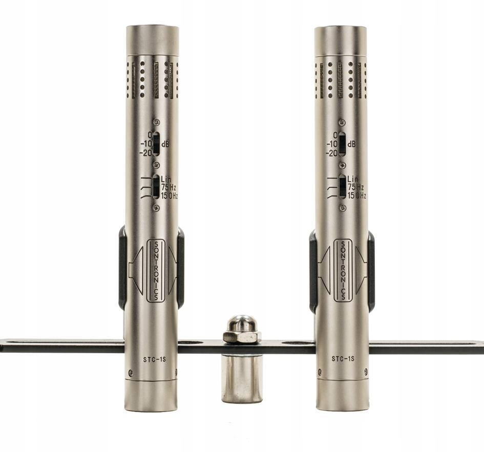 Sntronics STC-1s pár inštrumentálnych mikrofónov