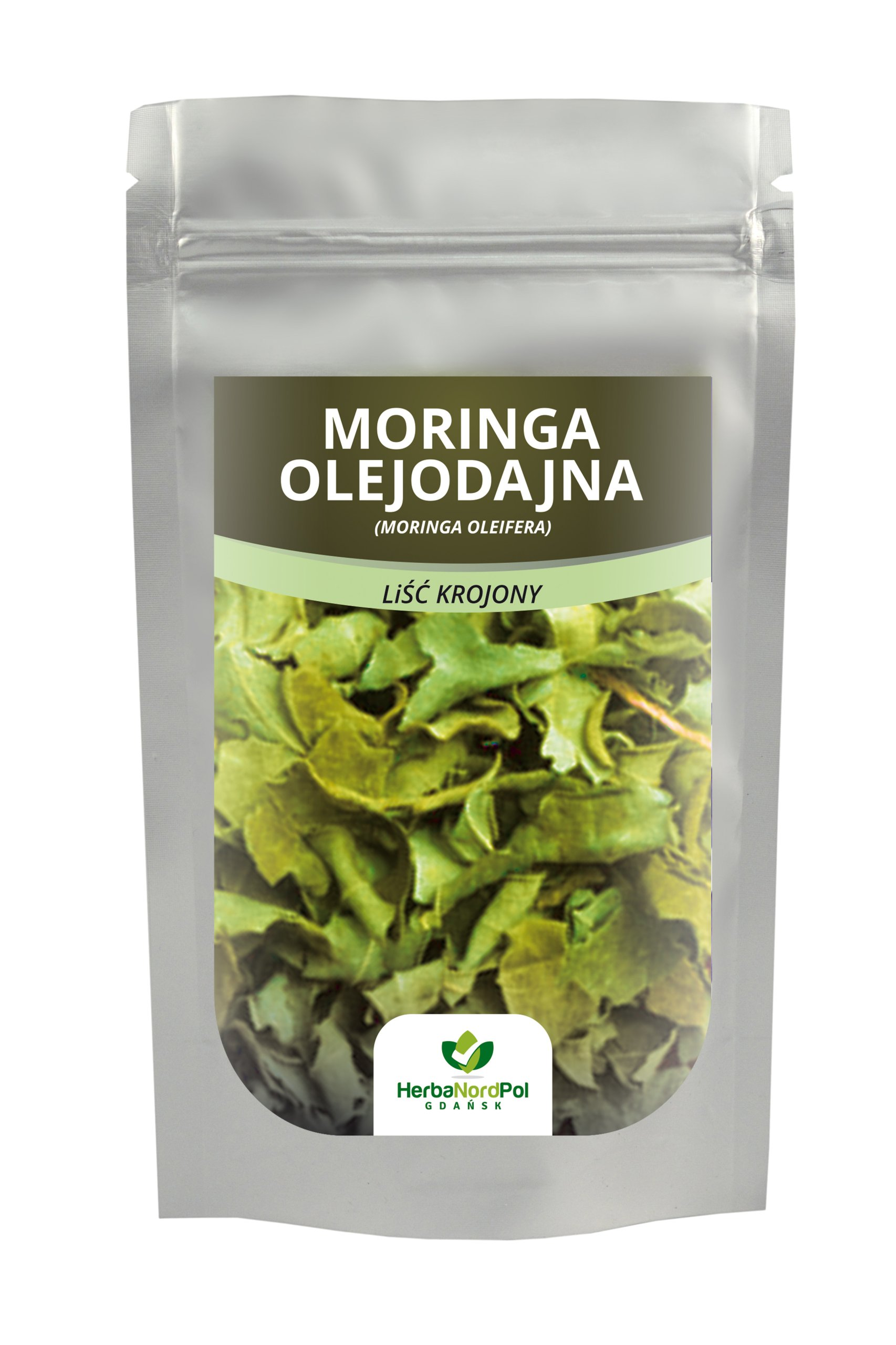Item Olejodajna Moringa Leaf, Slices 500G - Egyptian