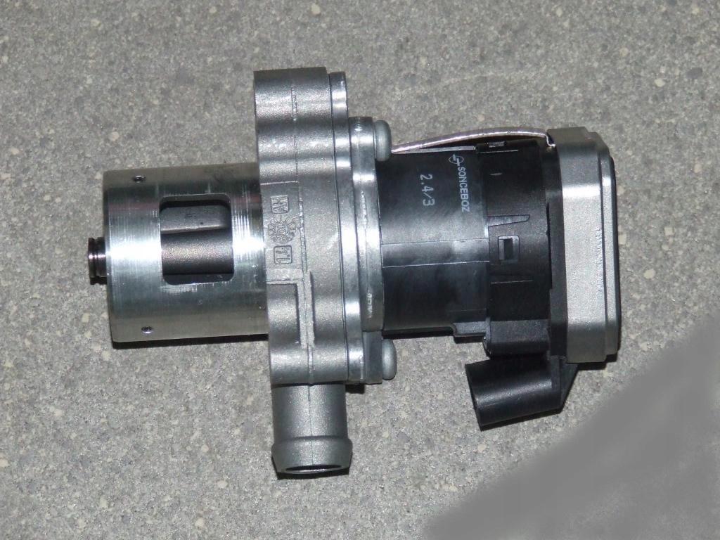 Клапан системы рециркуляции ОГ Sprinter 906 7610D 2,2 CDI Гул. 24 м-ce изображение 4