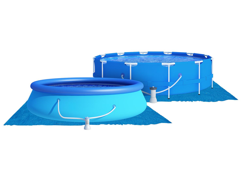 Uniwersalna mata pod basen ogrodowy 338x239 DM-121 Waga produktu z opakowaniem jednostkowym 0.92 kg