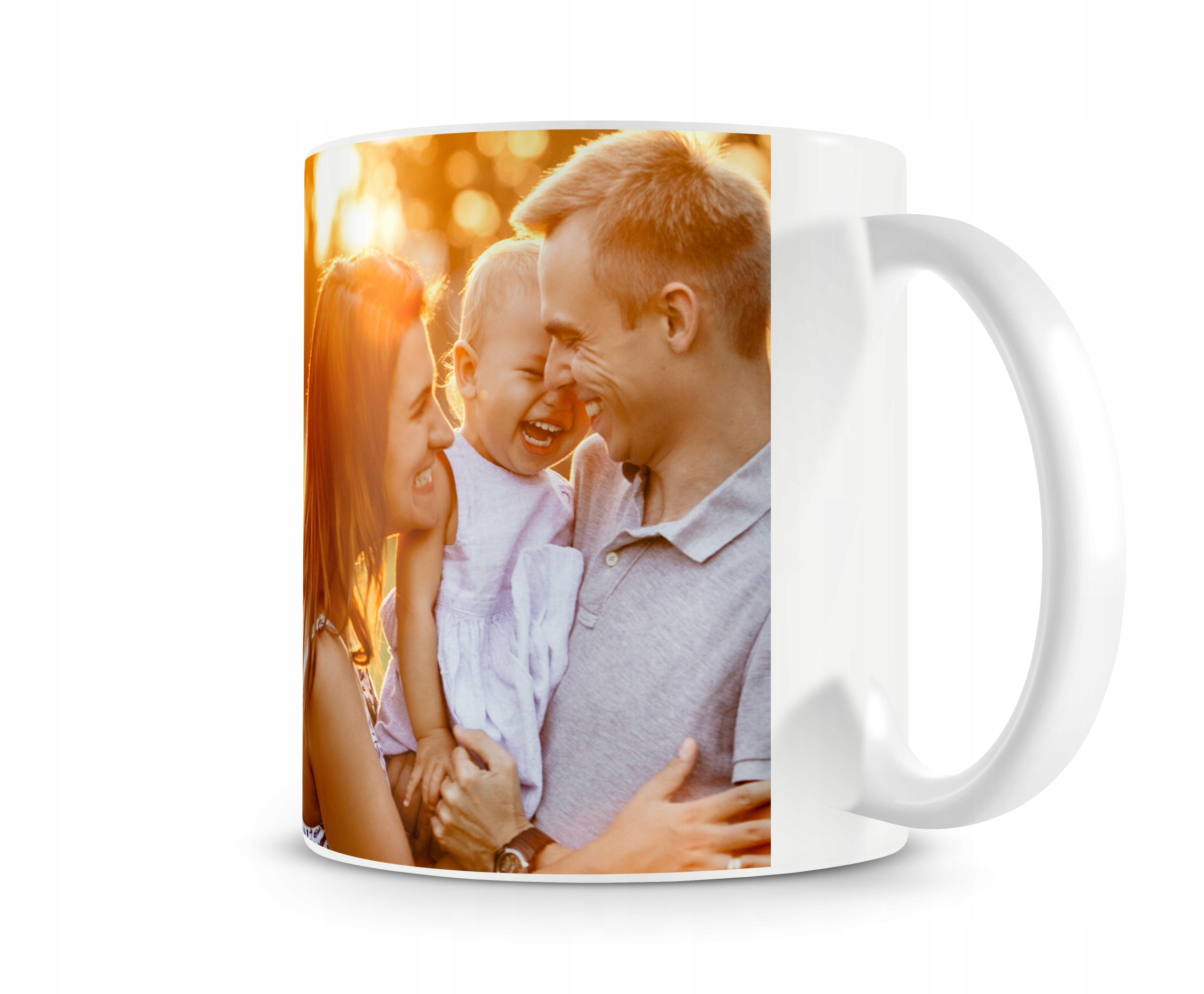 Item PHOTO MUG WITH YOUR OWN PRINTED PHOTO GIFT