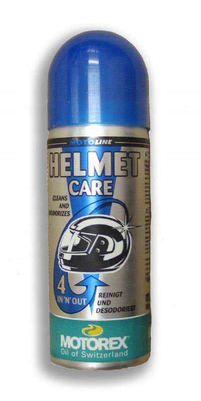 Motorex Helmet Care 200 мл спрей чистый шлем