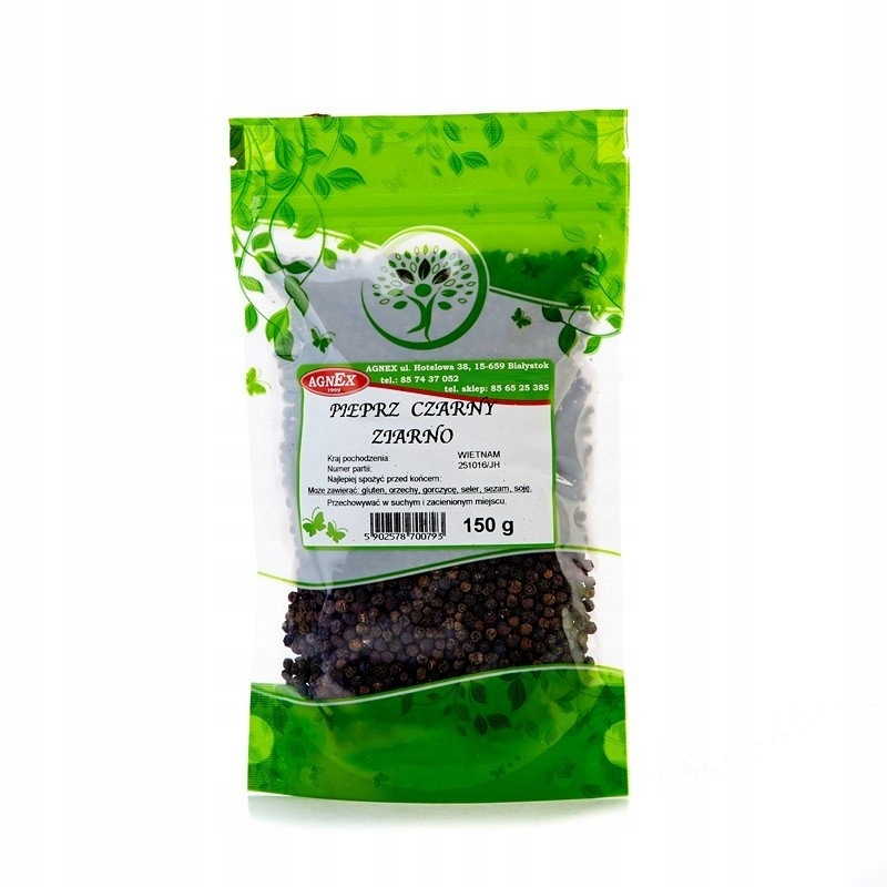 Item BLACK PEPPER GRAIN 150g Fragrant