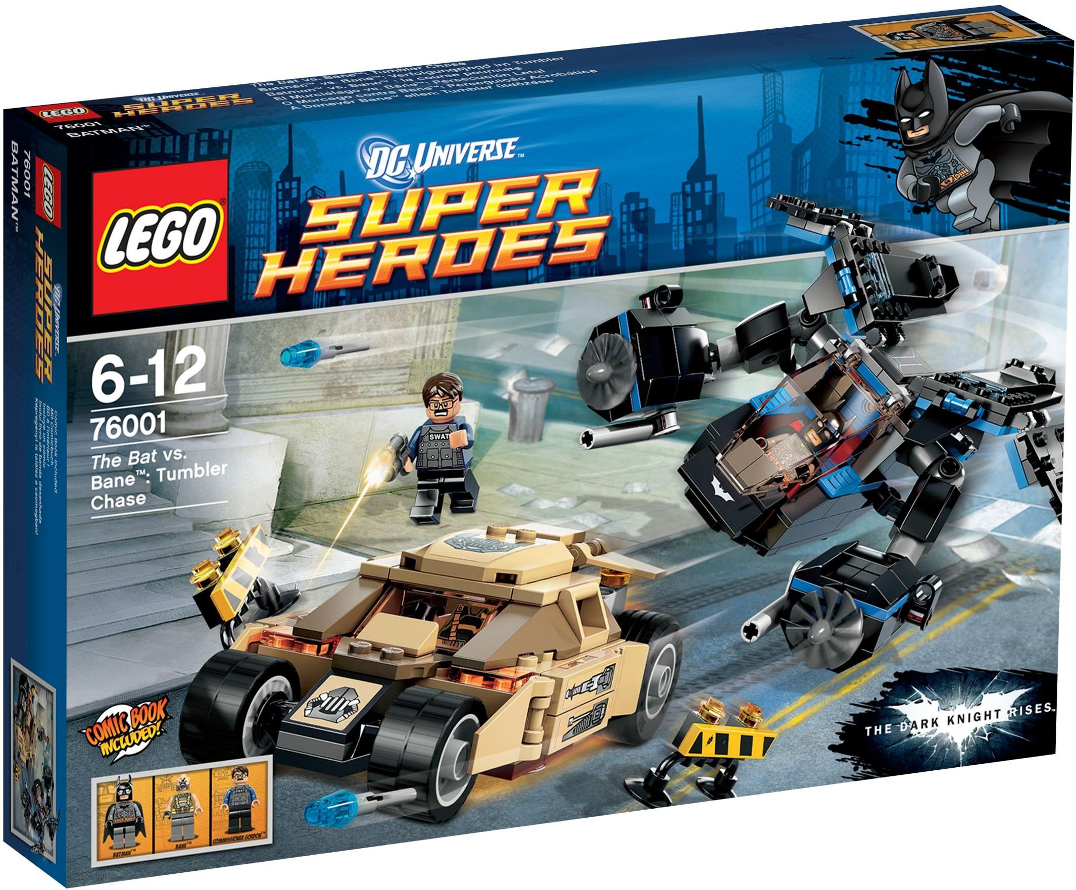 Lego Super Heroes 76001 Batman Tumbler Shop 24h