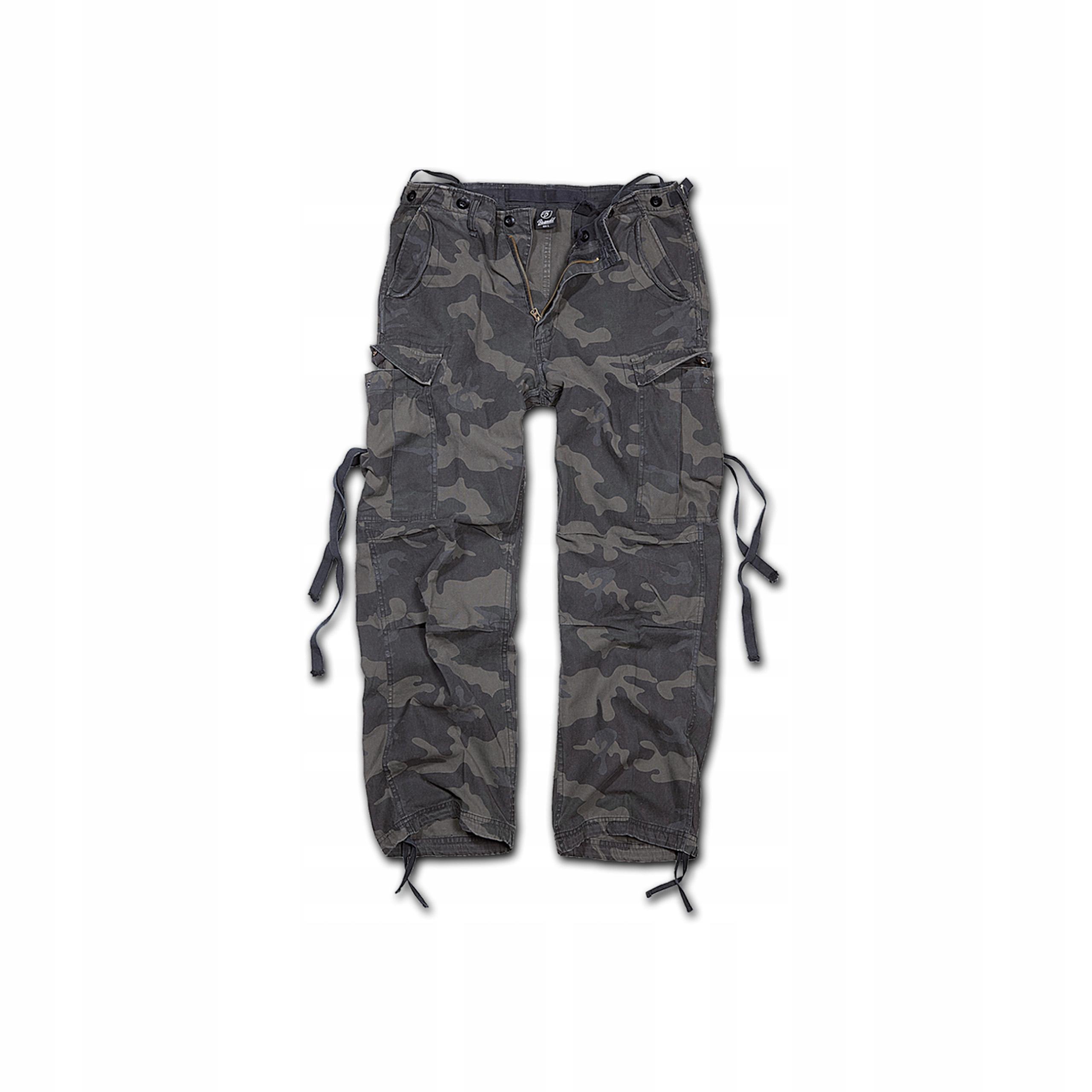 Klasické Nohavice Polícia Brandit M65 Vintage XXL