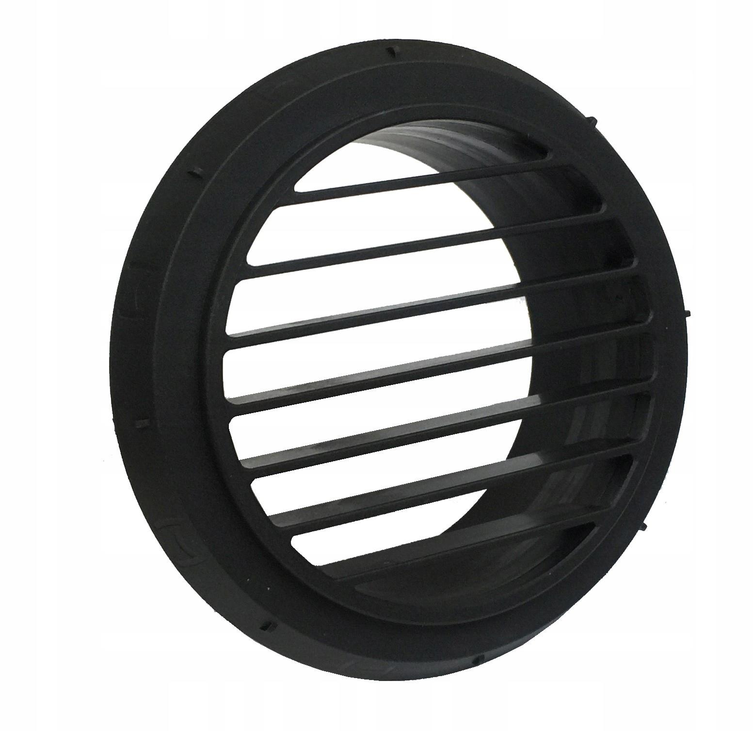 выход воздуха fi 90mm webasto черный - 1320932a
