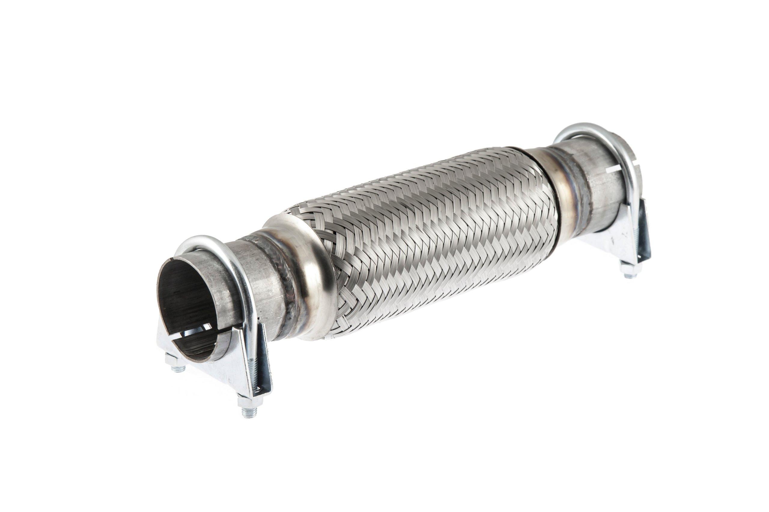 Соединитель гибкий выдохе глушитель вибрации 50x300