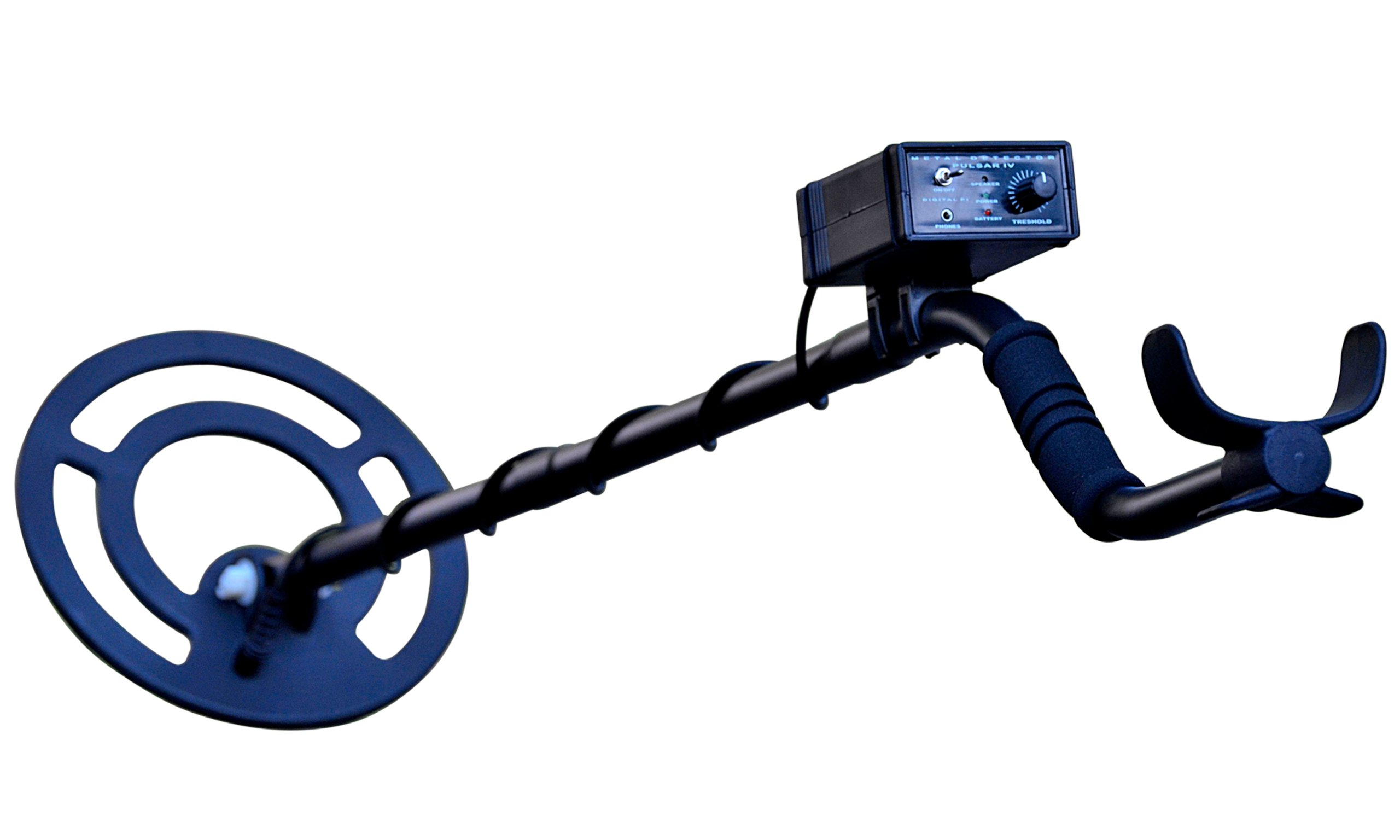 Item POLISH THE METAL DETECTOR PULSAR IV