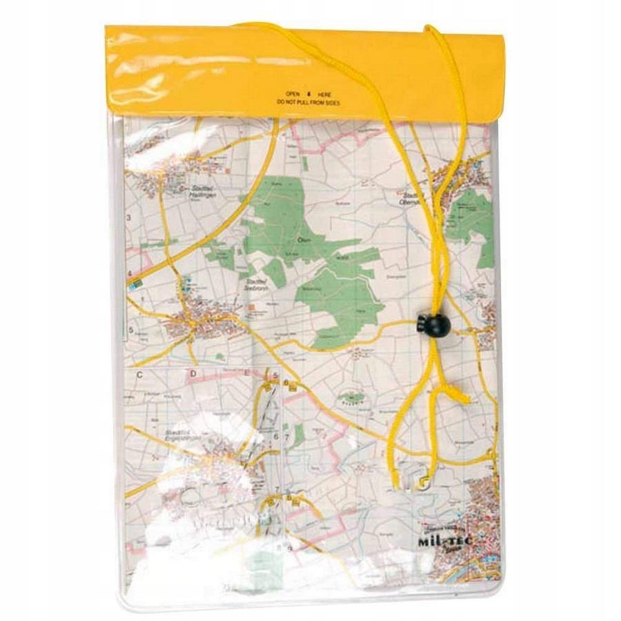 Купить ВОДОНЕПРОНИЦАЕМЫЙ ЧЕХОЛ ДЛЯ ДОКУМЕНТОВ НА КАРТЕ 26X35 на Eurozakup - цены и фото - доставка из Польши и стран Европы в Украину.