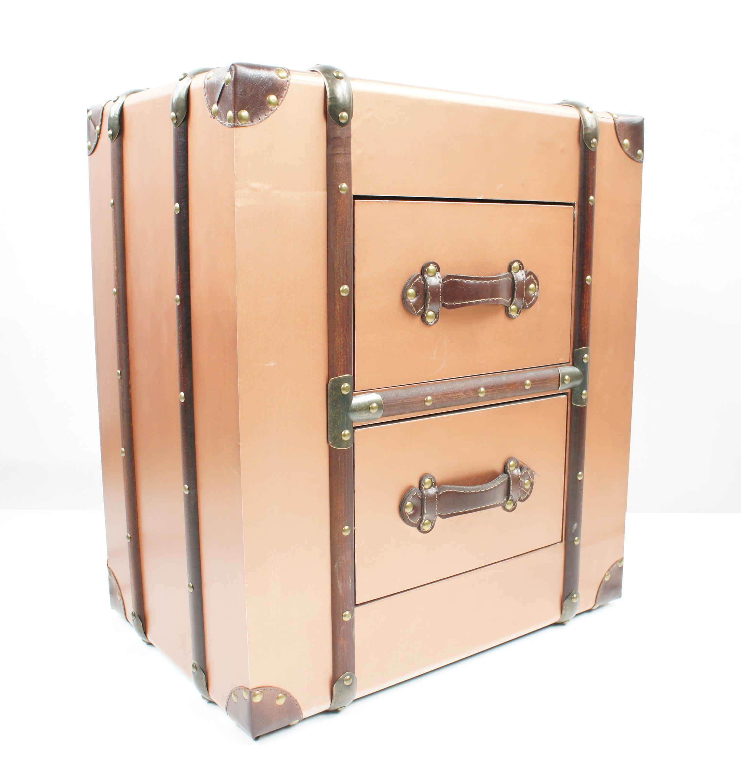 Hrudník Box so zásuvkami RETRO -20%