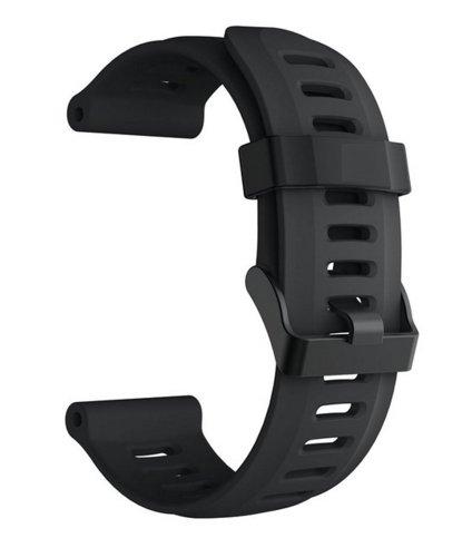 Ремень для Garmin Fenix 2/3 / 3HR / 5X 26 мм черный