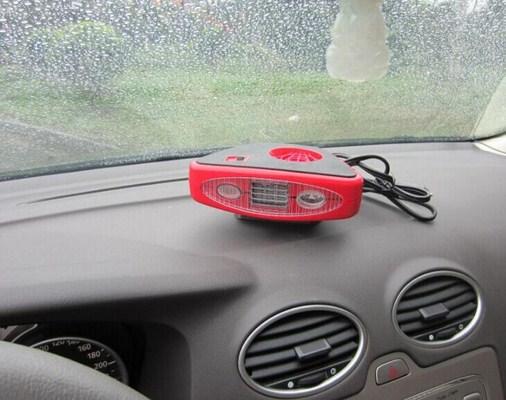 Farelka обогреватель автомобильный 200w 12v нагреватель (фото 4) | Автозапчасти из Польши