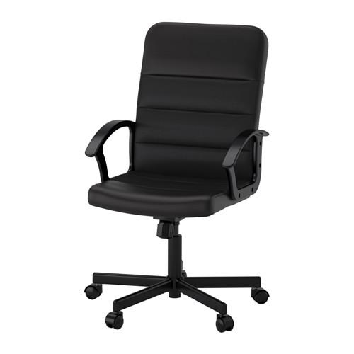 RENBERGET IKEA otočná stolička kancelárska stolička
