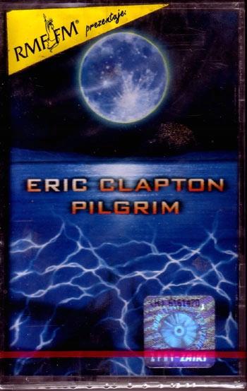 Item ERIC CLAPTON - PILGRIM, cassette audio