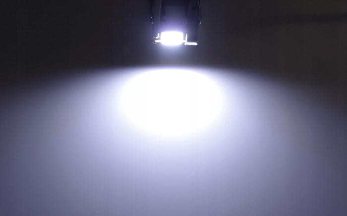 лампочка c5w led cob canbus c10w c3w can bus 36 мм