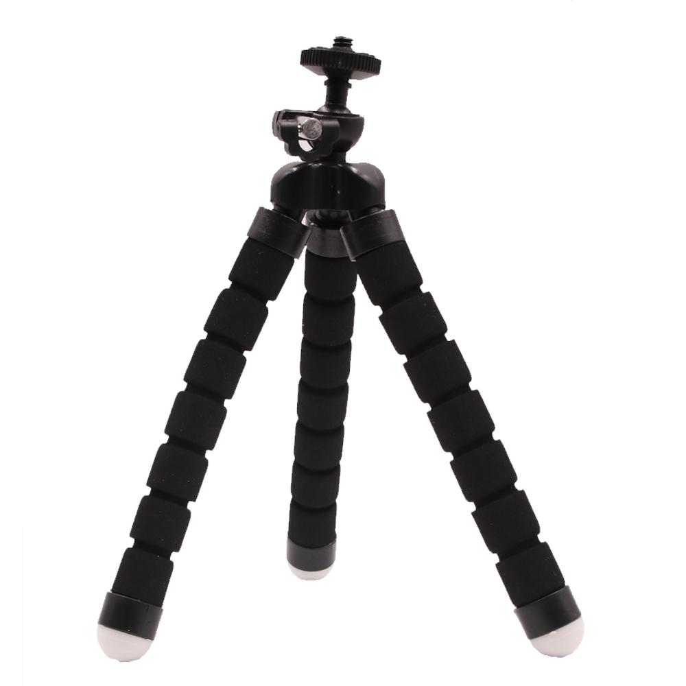 Mini flexibilné fotografické tride čierne s