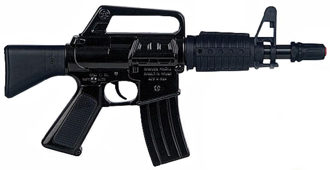 COMMAND M-136 KOVOVÁ Puška OBALOVÁ 37 cm