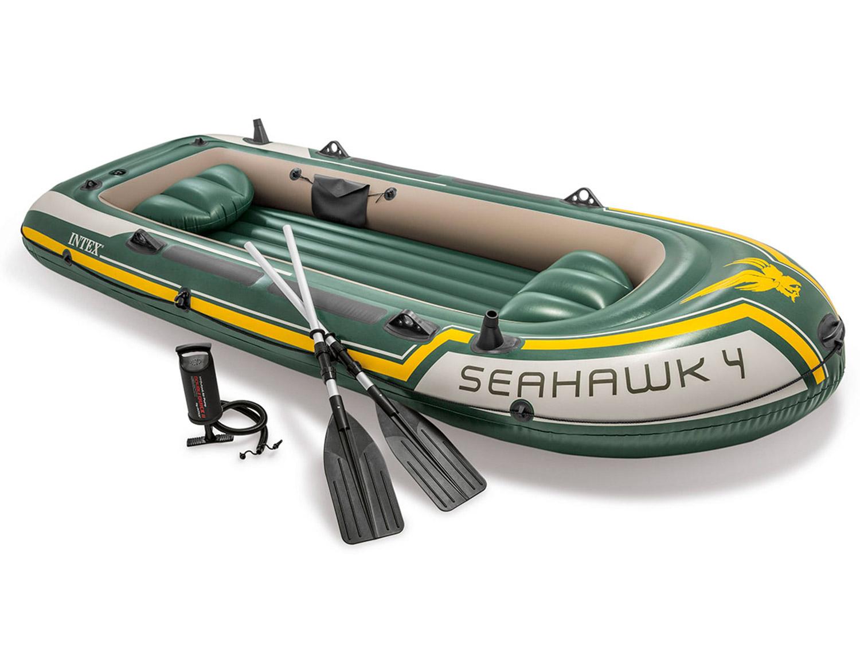 SEAHAWK4 nafukovacie pontón veslá čerpadla INTEX 68351