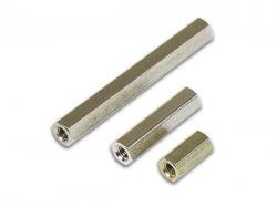 Dystans tuleja mosiężna 25mm M3 W/W x10szt 9450561655 - Sklep internetowy AGD, RTV, telefony, laptopy - Allegro.pl