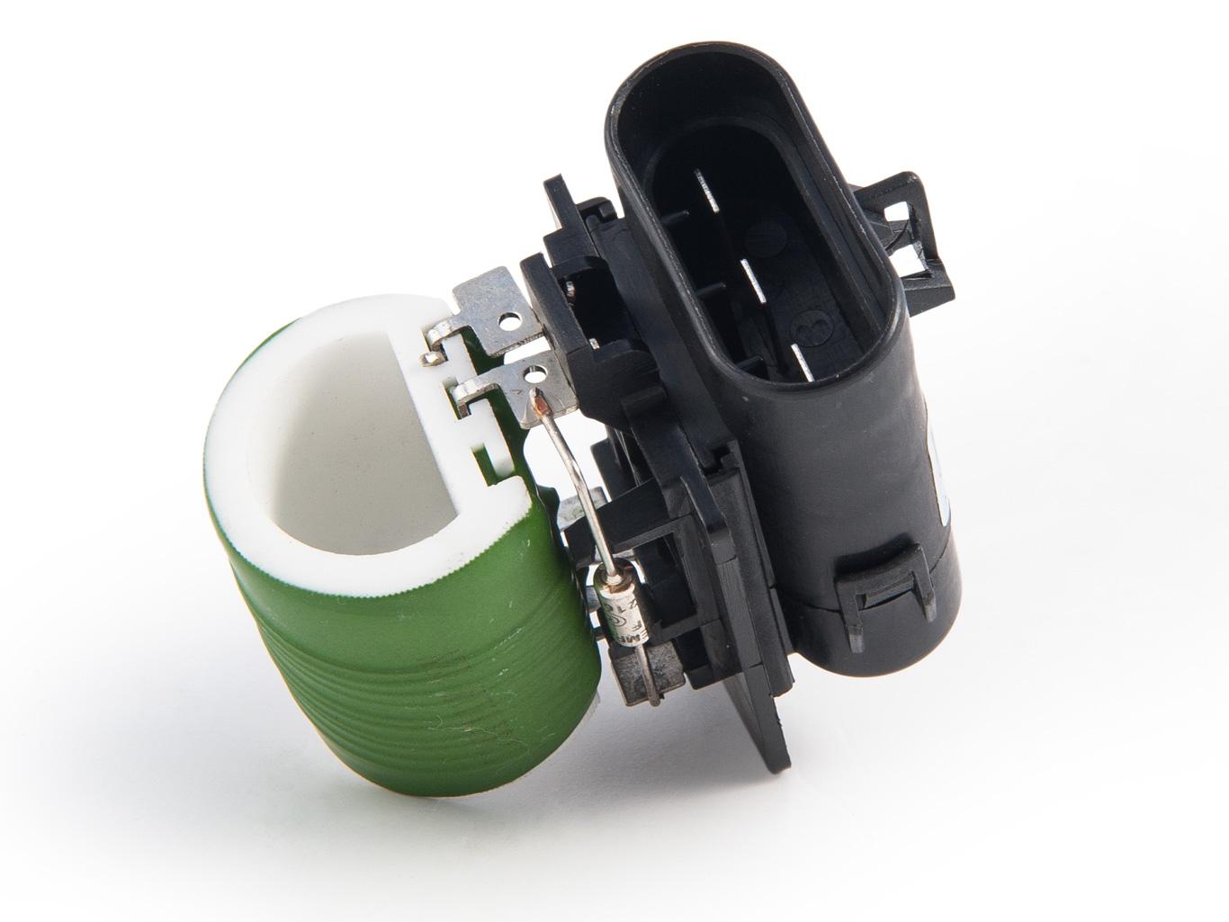 резистор вентилятор радиатора резистор opel corsa d