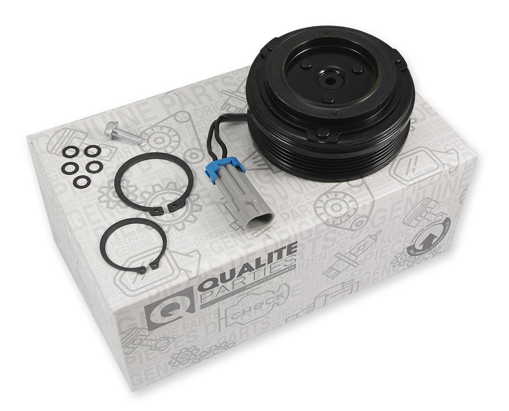 муфта компрессора кондиционирования воздуха opel astra zafira