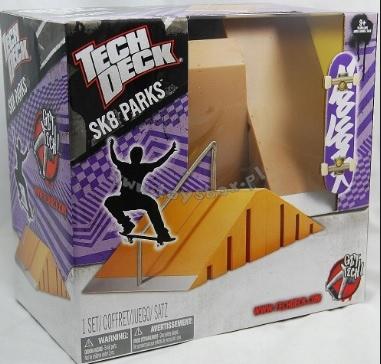 Tech Skate Park Ramp Kit + Pracovný stôl Original